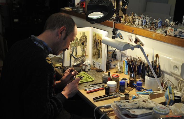 présent dans tous les domaines d'activités (alimentation, bâtiment, services...), l'artisanat est un secteur dynamique et créateur d'emplois