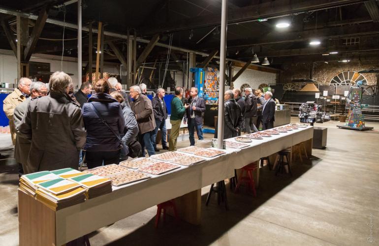 Ardennes Développement a participé jeudi 7 décembre à une réunion de chefs d'entreprises à l'initiative de la Communauté de Communes Vallées et Plateau d'Ardenne, berceau de nombre d'entreprises de la métallurgie