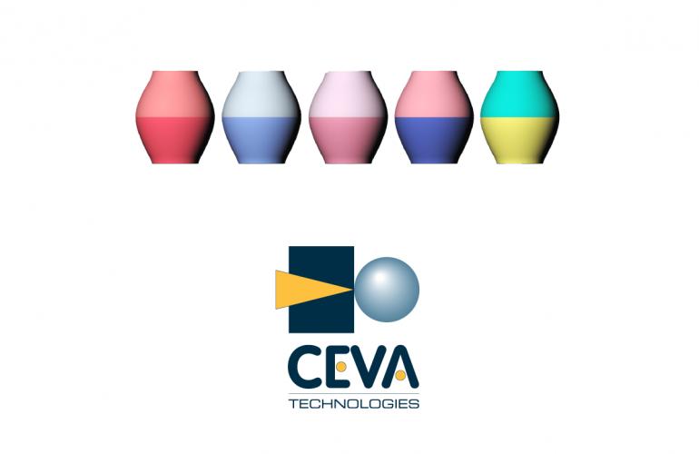 Pensé et fabriqué au cœur de l'entreprise ardennaise en partenariat avec Clayrton's, le vase Diabol'O illustre les compétences de CEVA Technologies pour concrétiser les projets d'innovation de ses clients