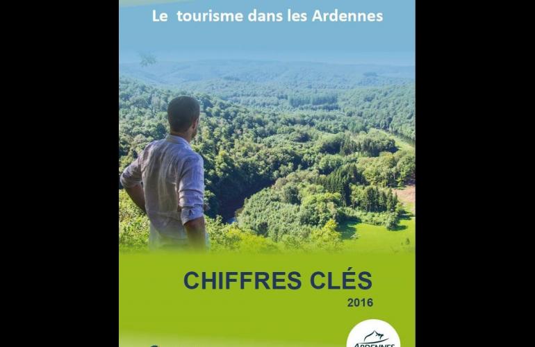 Dans le cadre de l'Observatoire départemental, l'Agence de Développement Touristique (ADT) et la Chambre de Commerce et d'Industrie (CCI) des Ardennes viennent de publier les chiffres clés du tourisme dans les Ardennes.