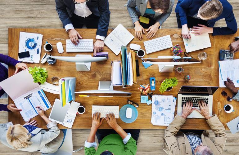 Notre offre de bureaux partagés coworkingbyadezio