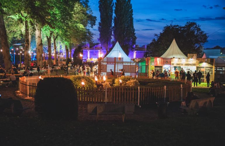 From 24th to 27th August, around 100,000 festival-goers were able to enjoy French Ardennes thanks to this musical event, which is known across France and has clearly defined values