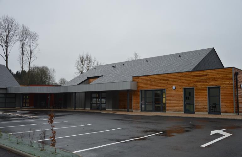 Maison de santé Ardennes Thiérache à Signy-le-Petit - Comlmunauté de Communes d'Ardennes Thiérarche - ALPS Association libérale des professionnels de la Santé - Ardennes 08 - Nord-Est de la France