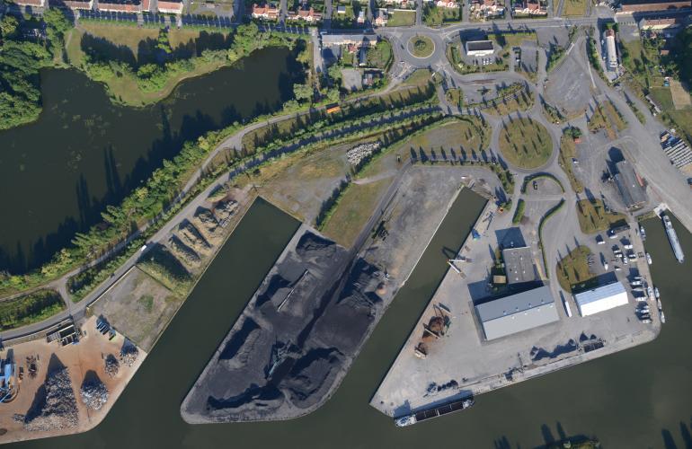 Ce vendredi 2 octobre est organisée la 4ème édition des Rencontres logistiques du Port de Givet, dans les Ardennes au Nord-est de la France