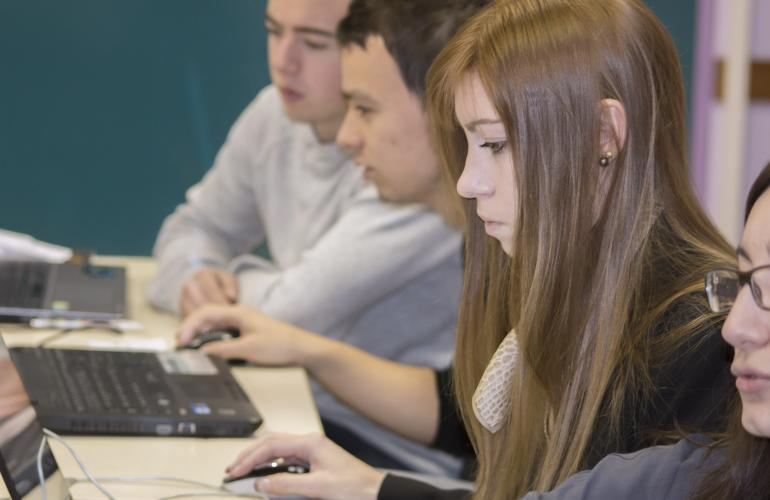Située à Charleville-Mézières, l'Ecole de Gestion et de Commerce (EGC) propose un programme de formation complet, dans les Ardennes au Nord-Est de la France