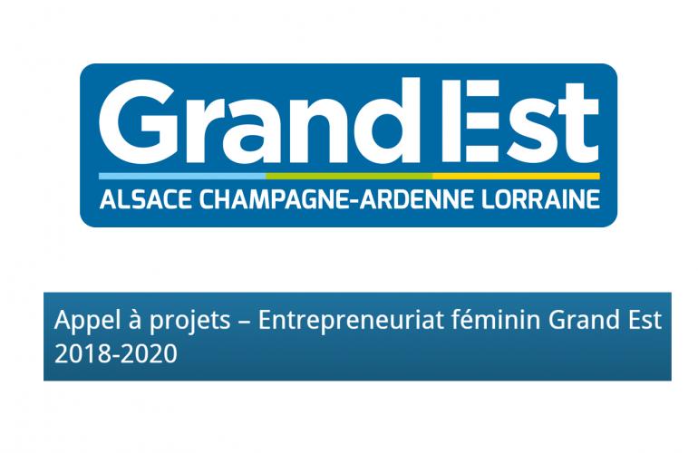Un premier volet du nouvel appel à projets « Entrepreneuriat féminin Grand Est 2018-2020 » est lancé dans la région Grand Est, et donc dans les Ardennes
