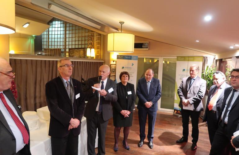 Le 21 février 2017, c'est René Ricol, ancien Commissaire Général à l'Investissement, qui est intervenu en invité d'honneur lors de connect Ardennes