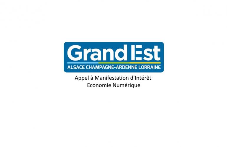 Le 24 mars 2018, la région Grand Est a lancé un nouvel Appel à Manifestation d'Intérêt (AMI) sur l'« Economie numérique » ouvert à toutes les entreprises, donc aussi à celles des Ardennes