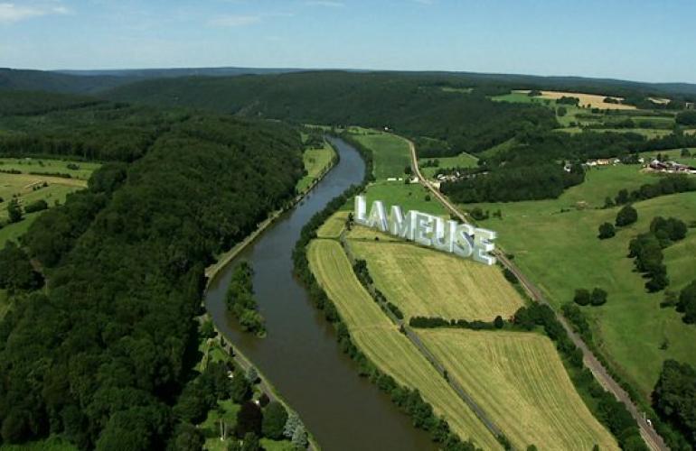 Modernisation des barrages de l'Aisne et de la Meuse, gestion de fleuve, production hydroélectrique - filiale Vinci, SHEMA EDF, Méridiam - création d'emplois - Ardennes 08 - Nord-Est de la France