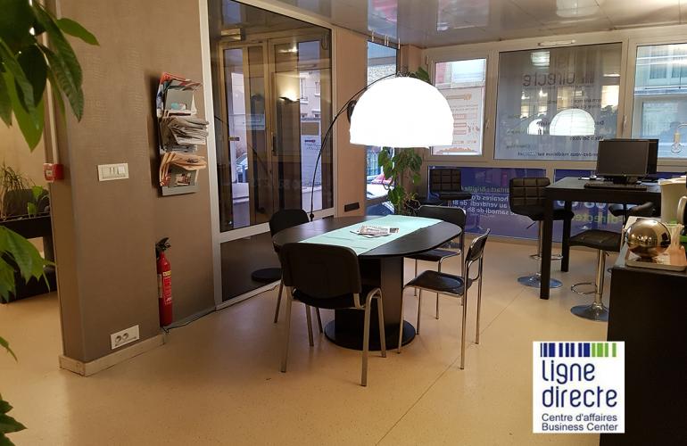 Centre d'affaires installé dans des Ardennes, dans le centre-ville de Charleville-Mézières, à proximité de la gare TGV, Ligne Directe propose de nombreux services aux entreprises