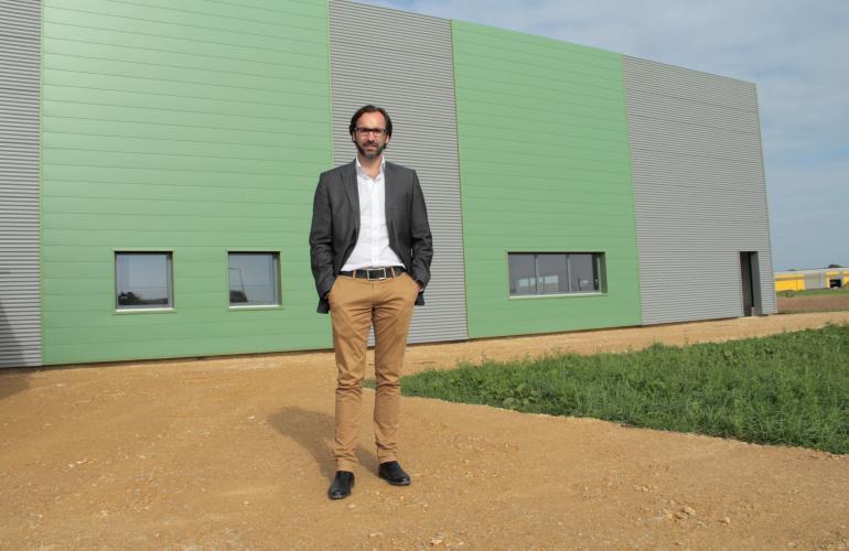Carpet' Système, Embal' système et Logistic' Système, activité d'emballage issue à 100% du recyclage, dans les Ardennes, Nord-Est de la France