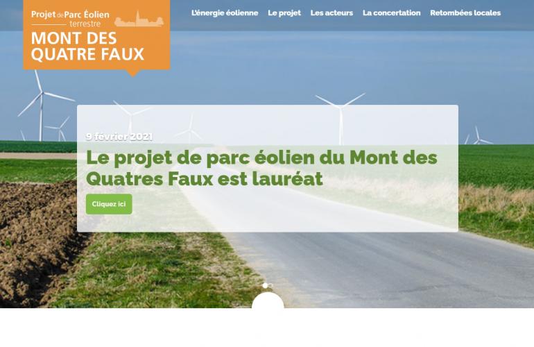 EDF Renouvelables et Windvision remportent un projet éolien de 226 MW dans les Ardennes