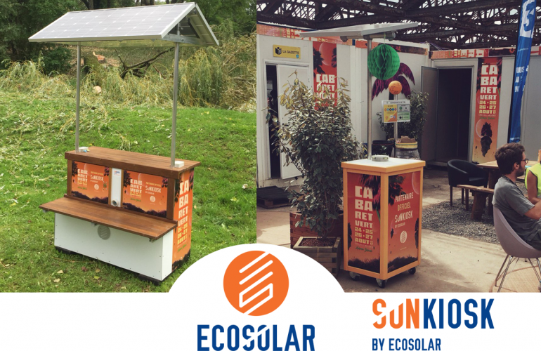 Based in French Ardennes at the business incubator in Charleville-Mézières, Ecosolar, created in 2016, specialises in photovoltaic solar energy and its applications. Its founder, Mathieu Jacquot, who studied electrical engineering, worked for 7 years exporting solar energy