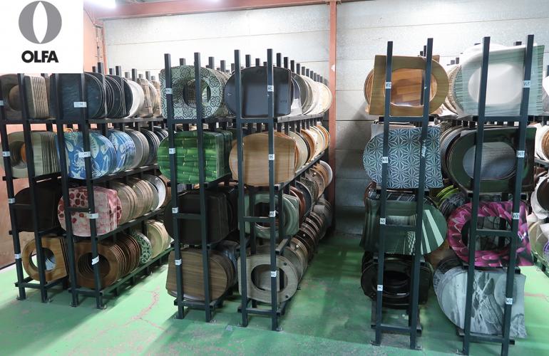 La société Olfa, implantée à Signy-le-Petit dans les Ardennes est un leader européen de la fabrication d'articles sanitaires et y fabrique des abattants de WC depuis 1964