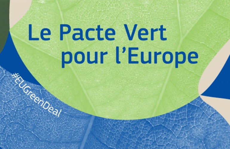 European Green Deal, un appel à projets H2020 de 1 milliard d'euros