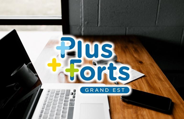 [CORONAVIRUS] Une plateforme innovante pour surmonter la crise : Plus Forts Grand Est
