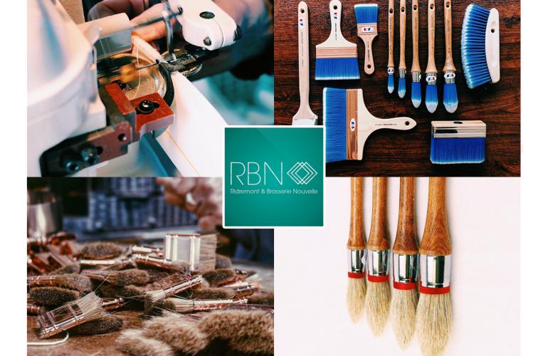 La société Ridremont & Brosserie Nouvelle basée dans la Z.A. de la Bellevue, au cœur de la forêt ardennaise dans la ville des Mazures, est la dernière fabrique de brosses à peindre des Ardennes et de tout le quart nord-est de la France