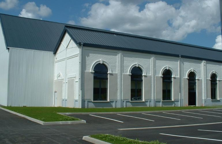 Rinck, a century-old company specialising in high-end furniture, is relocating to Charleville-Mézières in the Ardennes