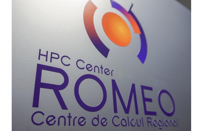 C'est à l'université de Reims Champagne–Ardenne (URCA) qu'est né en 2002 le supercalculateur ROMEO, au service de la Recherche, de l'Innovation et de la Formation