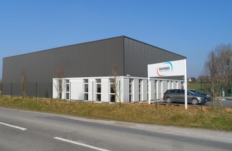 Implantée depuis plus de 30 ans dans les Ardennes, Bouygues Energie & Services a inauguré ses nouveaux locaux à Faissault, dans les Ardennes, le 18 avril dernier