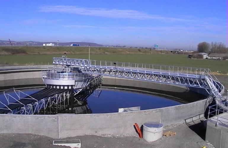 Implantée à Quatre Champs, près de Vouziers, la société Solustep propose des solutions pour les stations d'épuration, dans les Ardennes au Nord-Est de la France