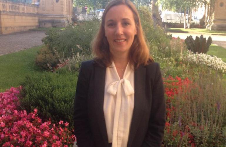 Julia Capel-Dunn a succédé à Emmanuel Yborra au titre de sous-préfet de l'arrondissement de Sedan, dans les Ardennes, au Nord-Est de la France