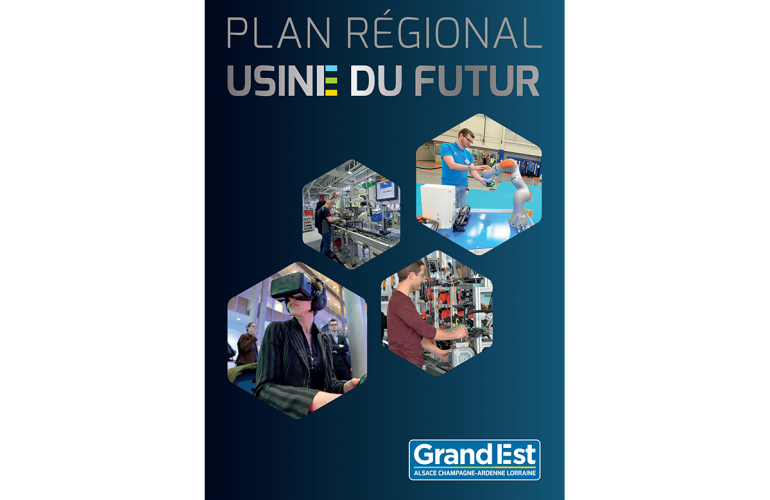 French Ardenne is an area rich in industry, directly involved in developing tomorrow's industry in the Grand Est region
