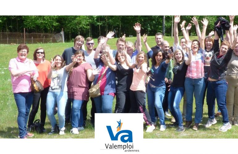 La flexisécurité, tout le monde en parle, Valemploi, groupement d'entreprises situé dans les Ardennes, la vit au quotidien depuis 2001