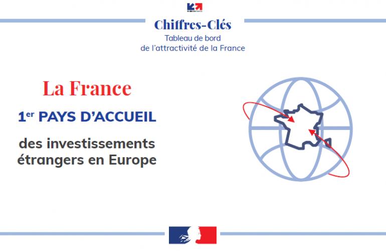 La France terre d'accueil pour les investisseurs étrangers