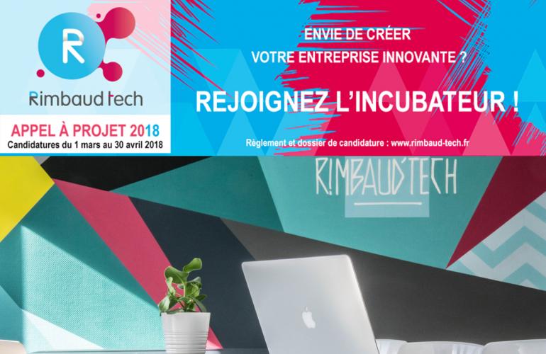 Inauguré en juin 2017, l'incubateur d'entreprises de Charleville-Mézières, Rimbaud'Tech a lancé un deuxième appel à projets à destination des entrepreneurs envisageant une création d'entreprise innovante à court terme