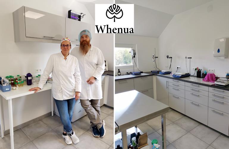WHENUA, dans les Ardennes : offrir le meilleur de la Terre pour votre peau